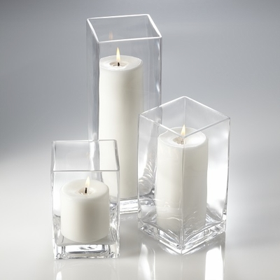 Square Vases Rectangle Vases Cube Vases