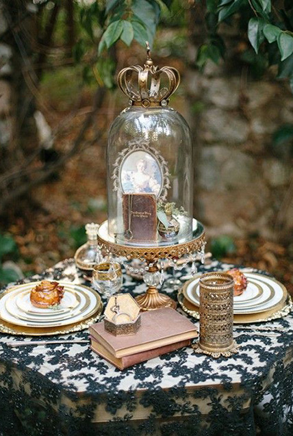 Fairytale Wedding Decorations