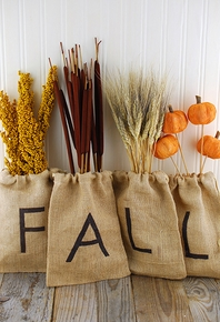 Fall Flowers &  Decorations - Click to enlarge