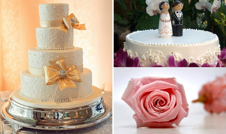 Four Creative Ways to Theme Your Cake