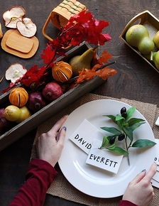 Thanksgiving Decorations - Click to enlarge