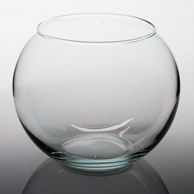 Glass Vases Bubble Ball 10""