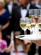 Hotel Wedding Reception Catering Supplies- Banquet  - Special Events - Click to enlarge