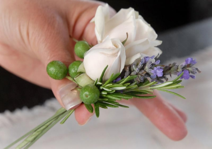 How to make a boutonniere mightylinksfo