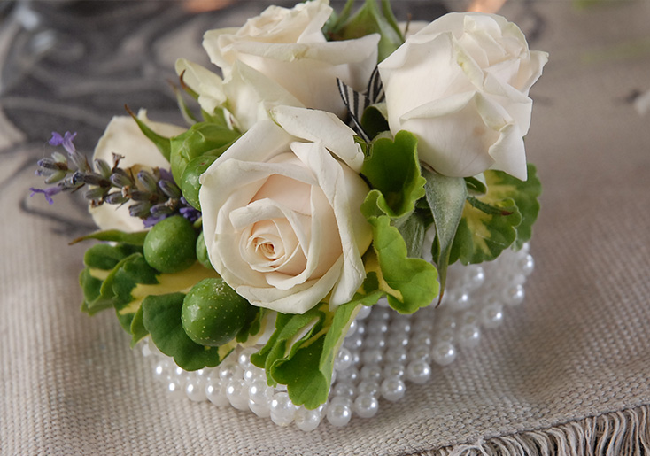 How to Make a Corsage