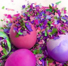 How to Make Confetti Eggs, Cascarones