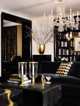 Luxe Home Decor