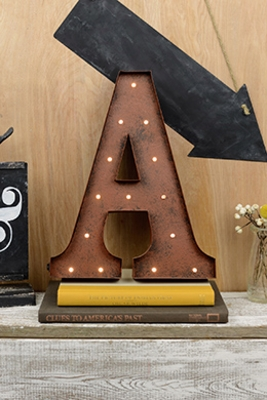 Marquee Letters and Marquee Signs with Lights