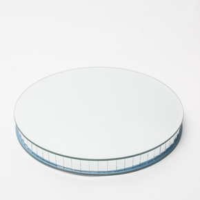 Mirror Riser Round 10in - Click to enlarge