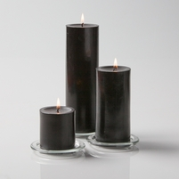 Pillar Candles Set of 3