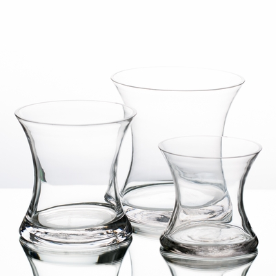 "Richland Flare Vase Set of 3 (1 each 7""/6""/5"")"