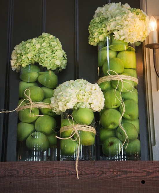 Top 10 spring wedding ideas - Decorar jarrones altos ...