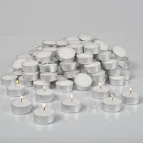 125 Tealight Candles