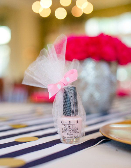 Top 10 Bridal Shower Favor Ideas