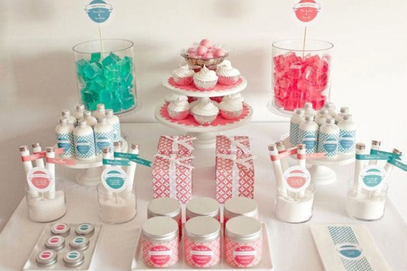 Top 10 bridal shower ideas for Great wedding shower gifts