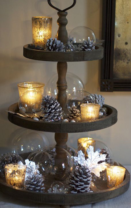top 12 christmas centerpieces. Black Bedroom Furniture Sets. Home Design Ideas