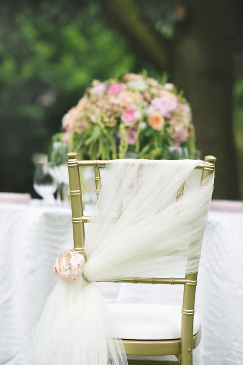 Decoration Chaise Mariage Olivier