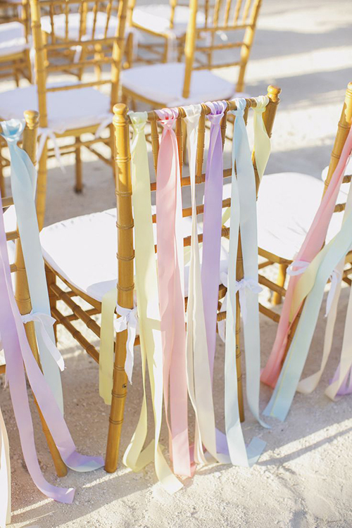 7 Wedding Chair Decorations