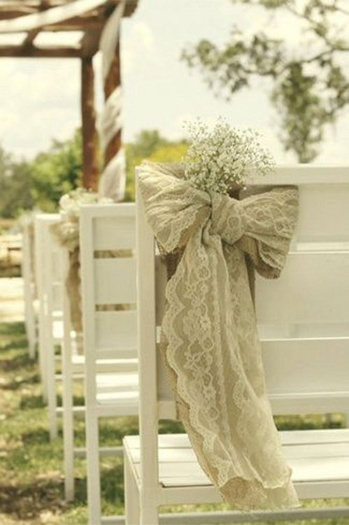 Top 7 Wedding Chair Decorations Save On Crafts