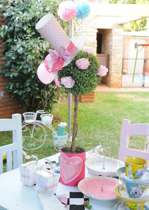 Top 8 mad hatter tea party ideas - Mad hatter tea party decoration ideas ...