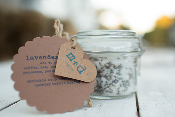 Top 9 Wedding Favor Ideas