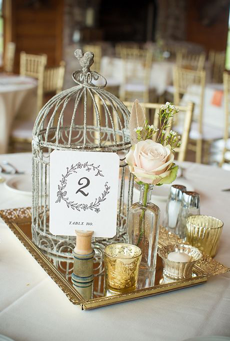 11 Wedding Bird Cage Ideas