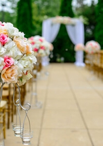 Wedding Arbors & Arches - Click to enlarge