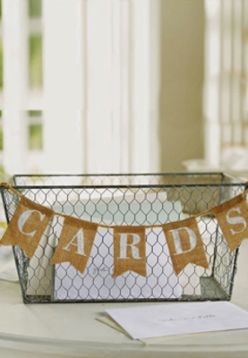 Wedding Card & Envelope Holders,Signs,Props