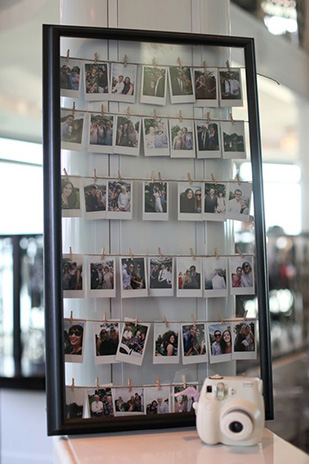 top 8 wedding guest book ideas. Black Bedroom Furniture Sets. Home Design Ideas