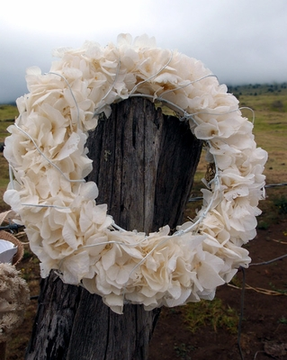 Wreaths, Swags and Arches
