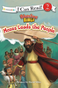 Booklet: Adventure Bible, I Can Read - Moses Leads the People (Paperback - Case of 30)