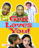 Booklet: God Loves You (Booklets - Case of 1440)