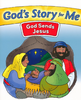 Booklet: God's Story for Me: God Sends Jesus (Booklets - Case of 272)