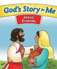 Booklet: God's Story for Me: Jesus' Friends (Booklets - Case of 272)