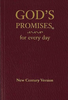Booklet: NCV God's Promises for Every Day (Booklets - Case of 24)