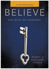 Booklet: NIV Believe, 31 Day Devotional (Booklets - Case of 100)