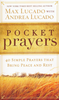 Booklet: Pocket Prayers, Max Lucado (Booklets - Case of 200)