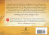 Something Good is Trying to Happen to You (Books - Case of 48)