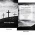 """<span style=""""color: #b20606;"""">Custom</span> NIV Economy Outreach New Testament w/ Psalms & Proverbs, Compact (Paperback, Crosses - 1000 or more Bibles)"""