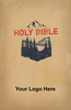 CUSTOM NIV Larger Print Bible (Paperback, Camp - 100 or more Bibles)