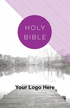 "<span style=""color: #b20606;"">Custom</span> NIV Larger Print Bible (Paperback, Dock - 100 or more Bibles)"