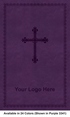 """<span style=""""color: #b20606;"""">Custom</span> NKJV Leathersoft Bible, Available in 24 Colors (Cover 2, Leathersoft - 1,000 or more Bibles)"""