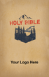 "<span style=""color: #b20606;"">Custom</span> NKJV Outreach Bible (Paperback, Camp - 100 or more Bibles)"