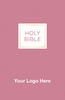 "<span style=""color: #b20606;"">CUSTOM</span> NVI Spanish Economy Outreach Bible (Paperback, Pink - 100 or more Bibles)"
