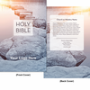 CUSTOM NVI Spanish Economy Outreach Bible (Paperback, Stepping Stones - 100 or more Bibles)