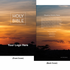 "<span style=""color: #b20606;"">Custom</span> NVI Spanish Economy Outreach Bible (Paperback, Sunset - 100 or more Bibles)"