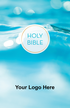 "<span style=""color: #b20606;"">Custom</span> NVI Spanish Economy Outreach Bible (Paperback, Water - 100 or more Bibles)"
