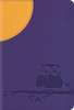 ESV LARGE PRINT Compact Bible (Imitation Leather, Moonlight Owl - Case of 28)