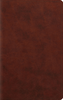 ESV LARGE PRINT Personal Size Bible (TruTone, Chestnut - Case of 16)