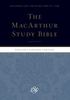 ESV MacArthur Study Bible, Large Print (Hardcover - Case of 8)